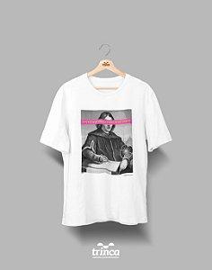 Camiseta - Coleção Imortais - Nicolau Copérnico - Basic