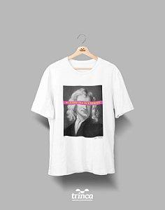 Camiseta - Coleção Imortais - Isaac Newton- Basic
