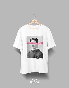 Camiseta - Coleção Imortais - Nikola Tesla - Basic