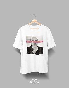 Camiseta - Coleção Imortais - Oscar Niemeyer - Basic