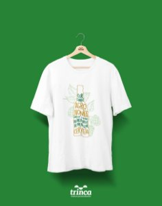 Camiseta Universitária Agronomia - Insubstituível - Basic