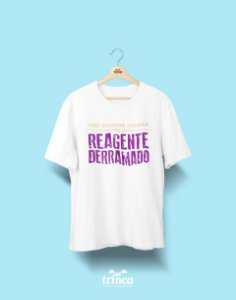 Camisa Universitária Biomedicina - Reagente - Basic