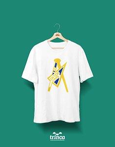 Camisa Universitária Design de Interiores - No compasso - Basic