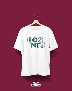 Camisa Universitária Odontologia - Icons - Basic