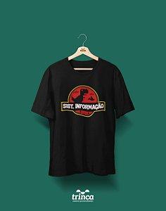 Camisa Universitária Sistemas de Informação - Juracxel - Basic