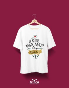 Camisa Universitária Pedagogia - Amor pelo ofício - Basic