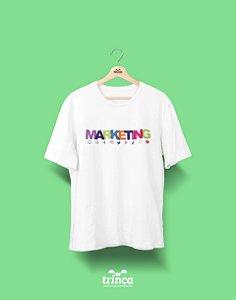 Camisa Universitária Marketing - Icon - Basic