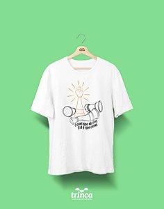 Camisa Universitária Marketing - Xadrez - Basic