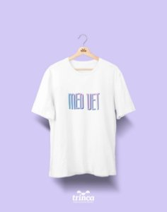 Camiseta Universitária - Tie Dye - Medicina Veterinária - Basic