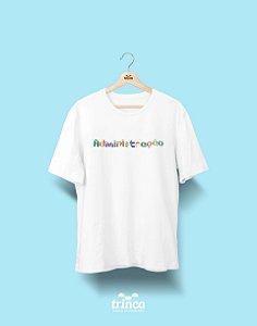 Camiseta Personalizada - Origami - Administração - Basic