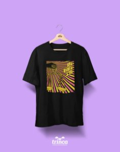Camiseta Personalizada - Psicodélicos - Direito - Basic