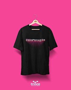 Camiseta Personalizada - 80's - Ciência da Computação - Basic