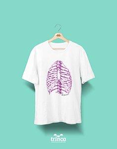 Camiseta Universitária - Medicina - Anatomia - Basic