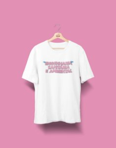Camiseta Universitária - Engenharia Ambiental - Voe Alto - Basic