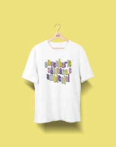 Camiseta Universitária - Engenharia Ambiental - 90's - Basic