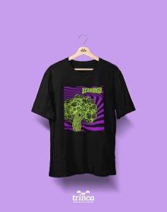 Camiseta Personalizada - Psicodélicos - Economia - Basic