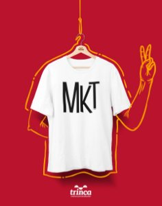 Camiseta Personalizada - Minimal - Marketing - Basic