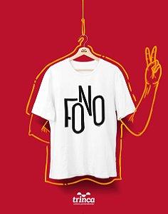 Camiseta Personalizada - Minimal - Fonoaudiologia - Basic