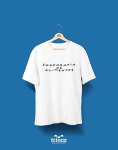 Camisa Universitária Engenharia de Alimentos - Friends - Basic