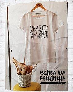 Camiseta Especial - Carnaval - Passageiro - Basic