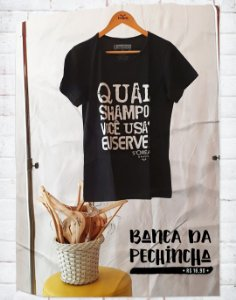 Camiseta Especial - Carnaval - Eu Serve - Basic