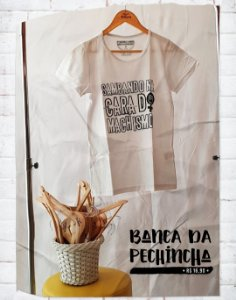 Camiseta Especial - Carnaval - Pepeka Power - Basic