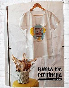 Camiseta Universitária - Nutrição - Cascapack - Basic