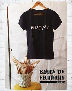 Camiseta Universitária - Nutrição - Friends - Basic