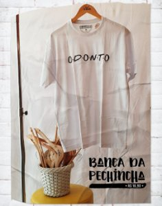 Camiseta Universitária - Odontologia - Friends - Basic