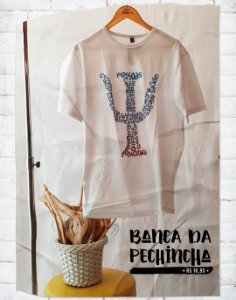 Camiseta Universitária - Psicologia - Psi degradê - Basic