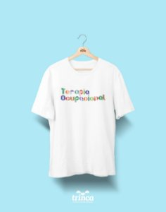 Camiseta Universitária - Terapia Ocupacional - Origami - Basic