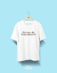 Camiseta Universitária - Ciência da Computação - Origami - Basic