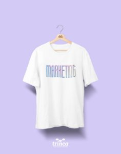 Camiseta Universitária - Marketing - Tie Dye - Basic
