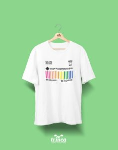 Camiseta Universitária - Engenharia Metalúrgica - Polaroid - Basic