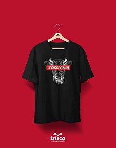 Camiseta Universitária - Zootecnia - Supreme - Basic