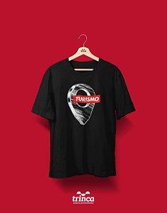 Camiseta Universitária - Turismo - Supreme - Basic
