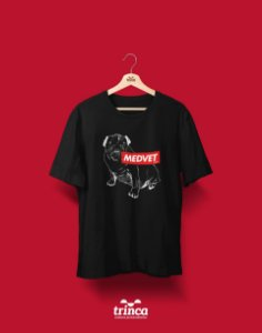 Camiseta Universitária - Medicina Veterinária - Supreme - Basic