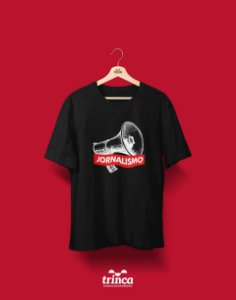 Camiseta Universitária - Jornalismo - Supreme - Basic
