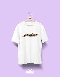 Camiseta Universitária - Jornalismo - Grafite - Basic