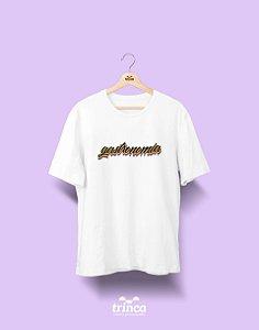 Camiseta Universitária - Gastronomia - Grafite - Basic