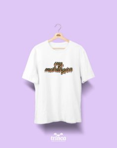 Camiseta Universitária - Engenharia Metalúrgica - Grafite - Basic