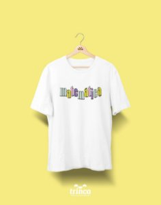 Camiseta Universitária - Matemática - 90's - Basic