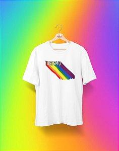 Camiseta Universitária - Turismo - Me Orgulho - Basic