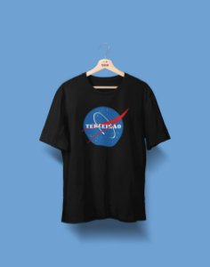 Camiseta Universitária - Terceirão - Nasa - Basic