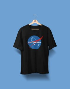 Camiseta Universitária - Gastronomia - Nasa - Basic