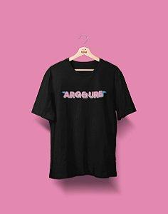 Camiseta Universitária - Arquitetura & Urbanismo - Voe Alto - Basic