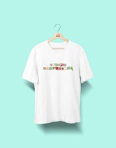 Camiseta Universitária - Terapia Ocupacional - Colagem - Basic