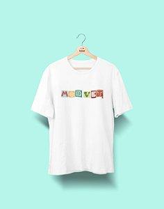 Camiseta Universitária - Medicina Veterinária - Colagem - Basic
