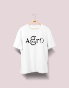 Camiseta Universitária - Agronomia - Nanquim - Basic