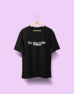 Camiseta Personalizada- Dia das Mães - Poder - Basic